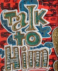 Talk To Him - Evan Silberman NYC - 2