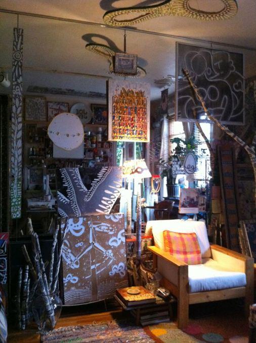Tree - In Studio