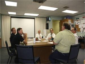 Evans County Sheriff's Office Prolific Meeting