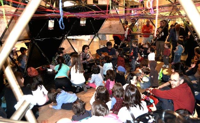 EVA ha presentado su proyecto de barrio en el Matadero (Arganzuela)