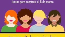 Asamblea abierta - Juntas para construir el 8 de marzo