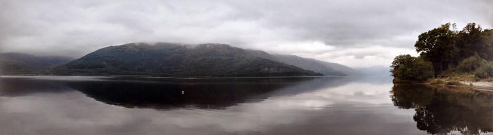 Loch Lomond Pano