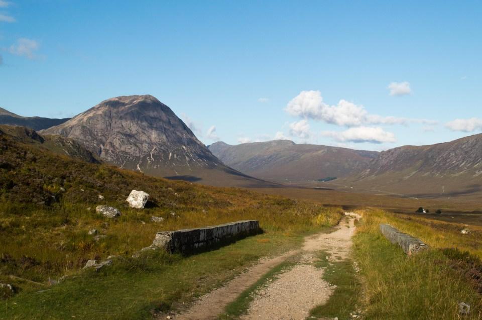 Glen Coe, West Highland Way