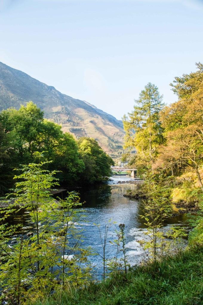 West Highland Way - Kinlochleven