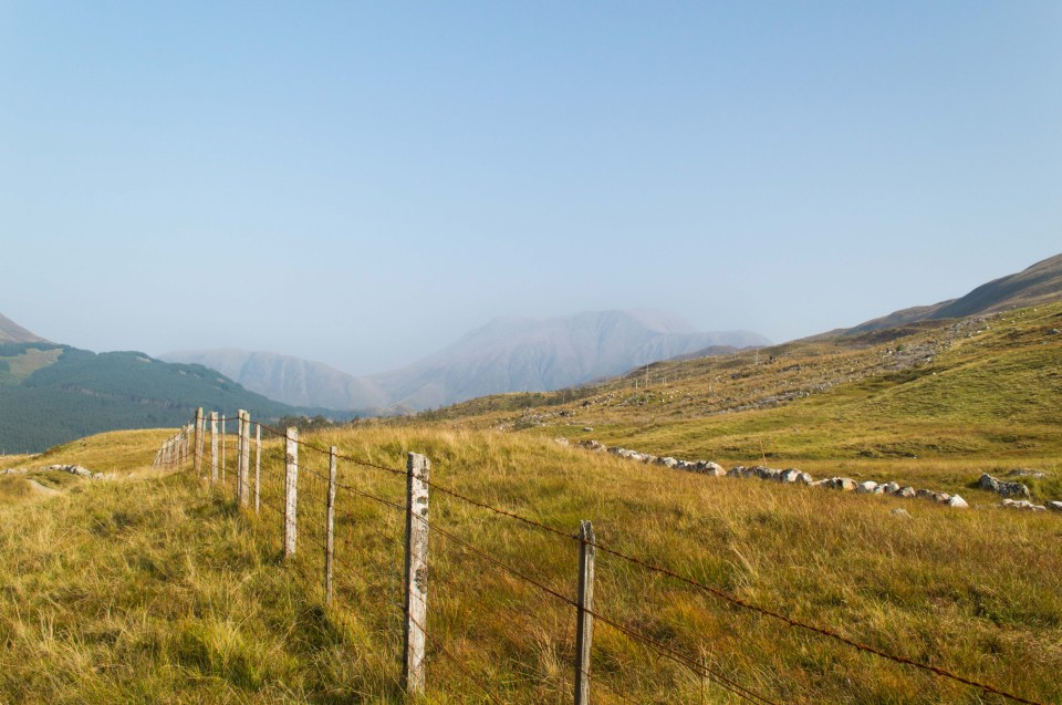 West Highland Way - Ben Nevis