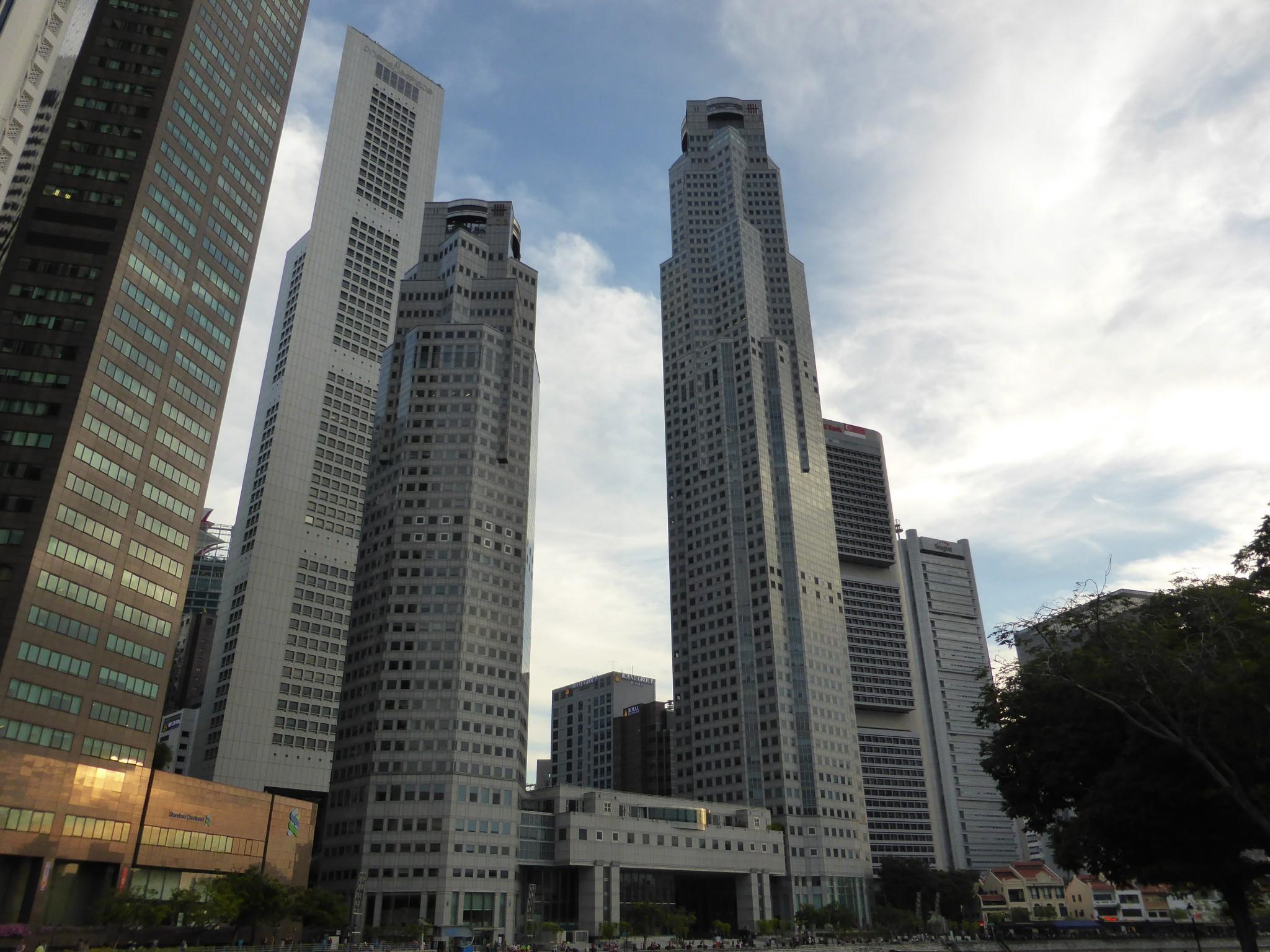 Clark Quay Singapour