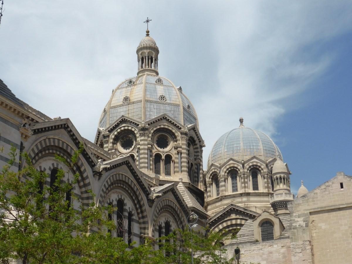Marseille, entre ports et églises