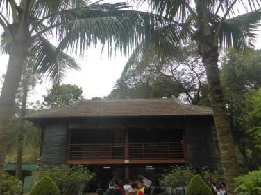 Maison sur pilotis Oncle Ho