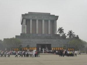Mausoléee Ho Chi Minh