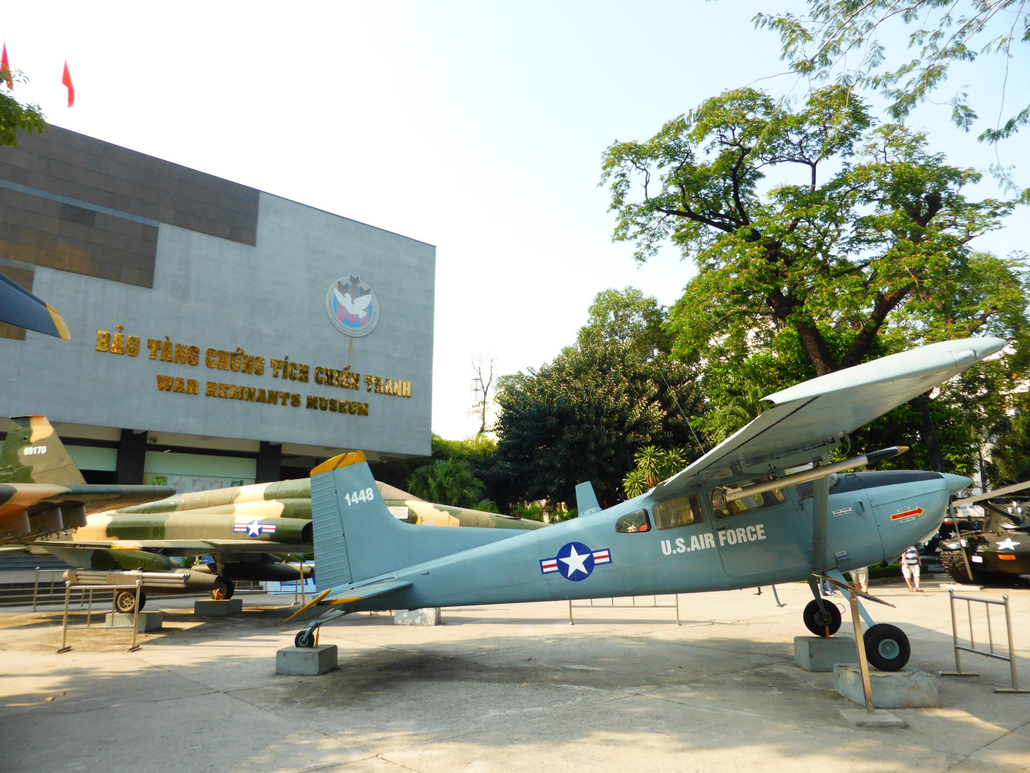 Musée de souvenirs de la Guerre Ho Chi Minh