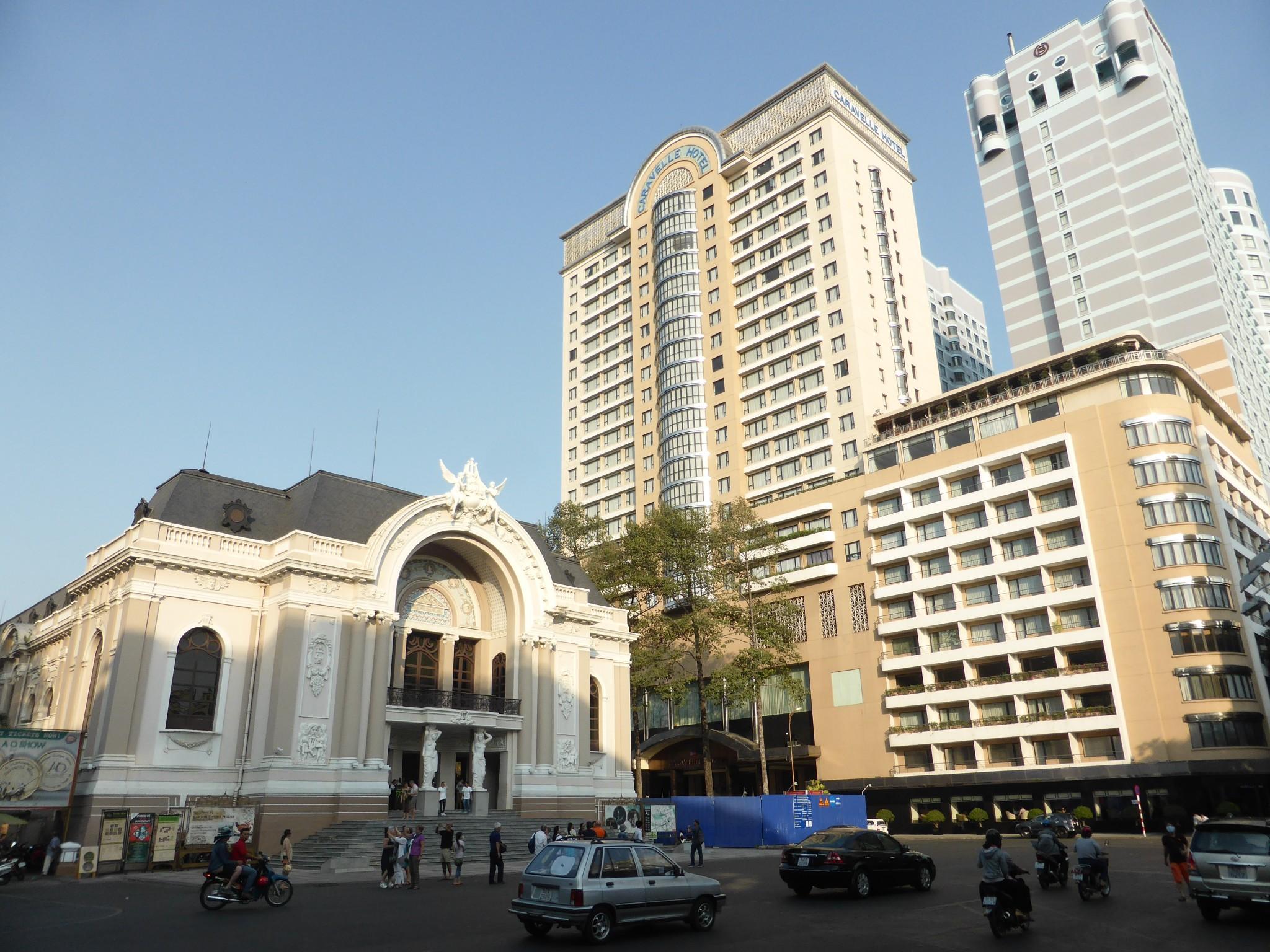 Opéra de Saigon