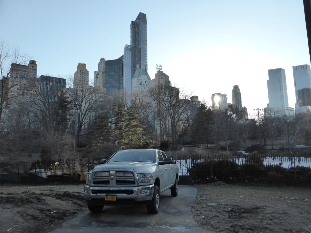 Itinéraire d'une semaine à New-York