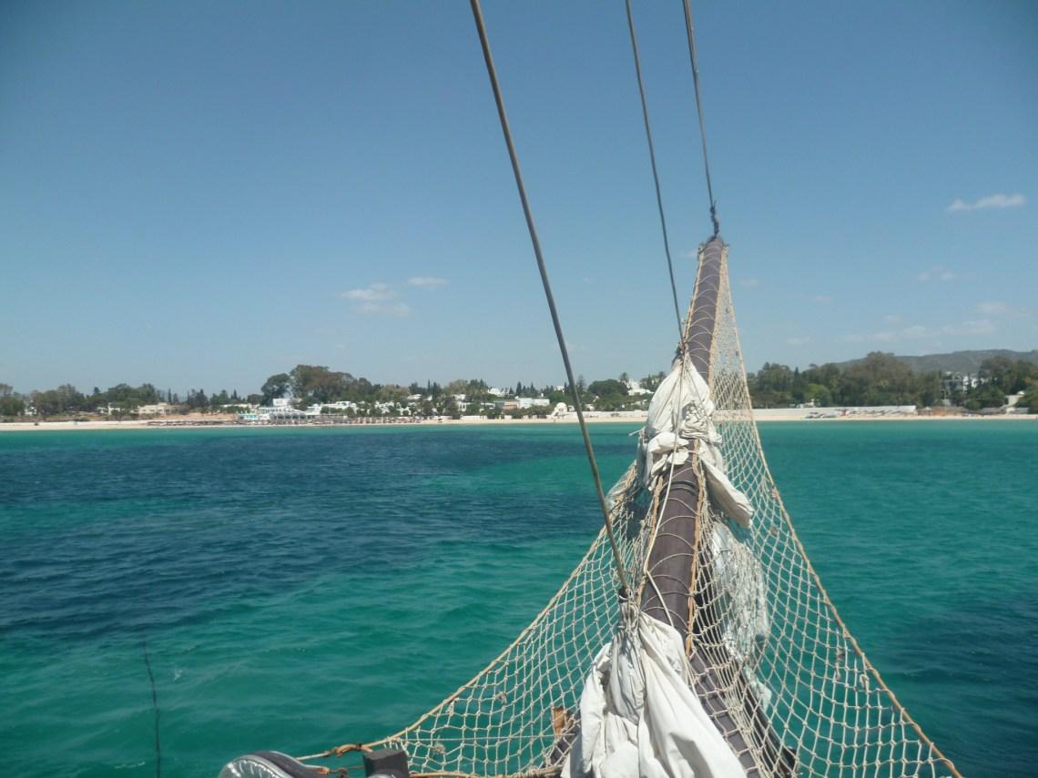 bateau hammamet