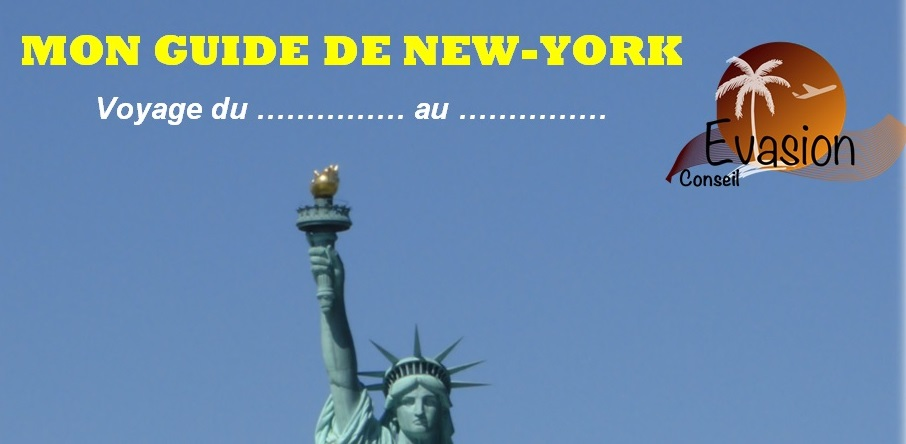 Guide personnalisable New-York