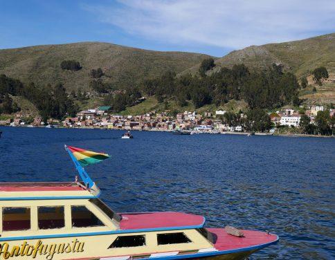 Traversee Lac titicaca
