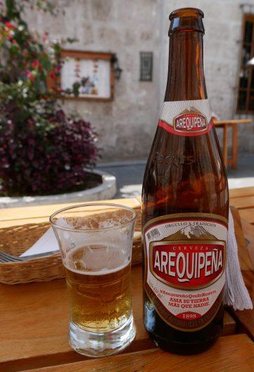 biere arequipa