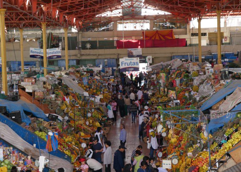 Marché San Camilo
