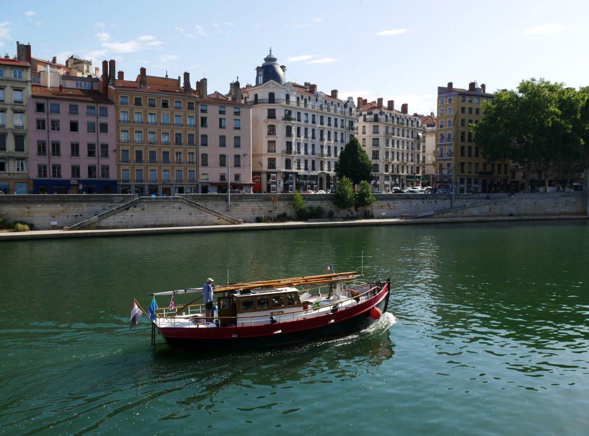 Une autre façon de découvrir Lyon