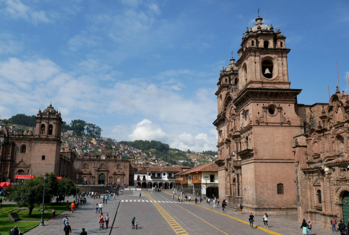 De Cusco à la montagne Vinincuna
