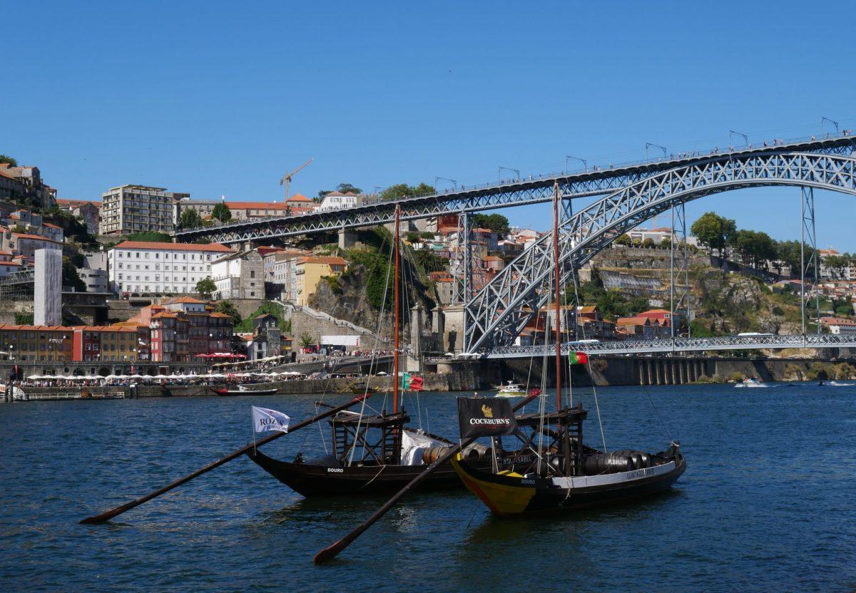 2 jours à Porto