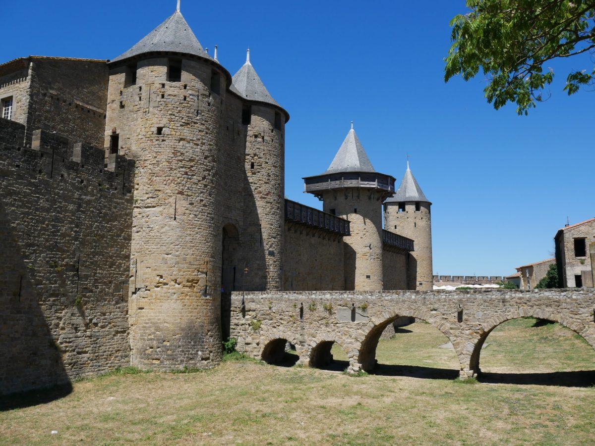 Un petit tour à Toulouse et Carcassonne