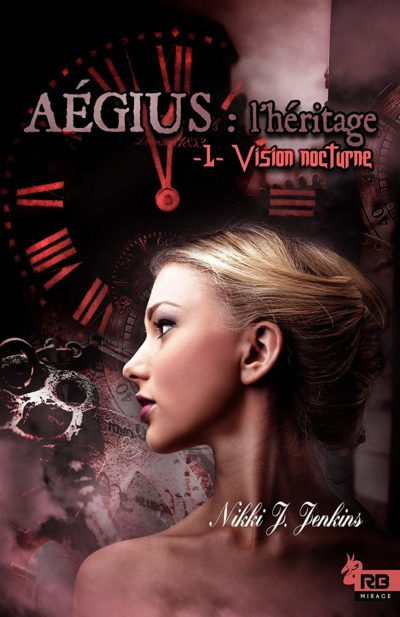 Aégius tome 1: l'héritage de Nikki J. Jenkins