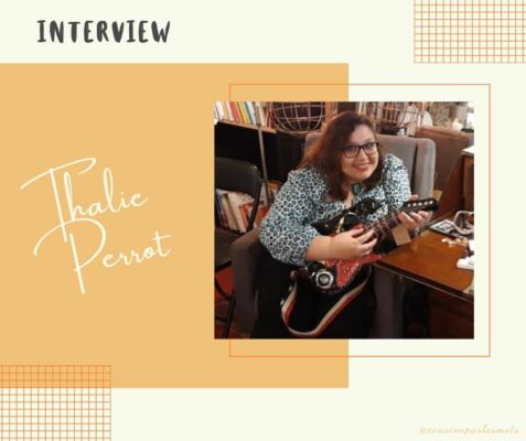 Interview Thalie Perrot