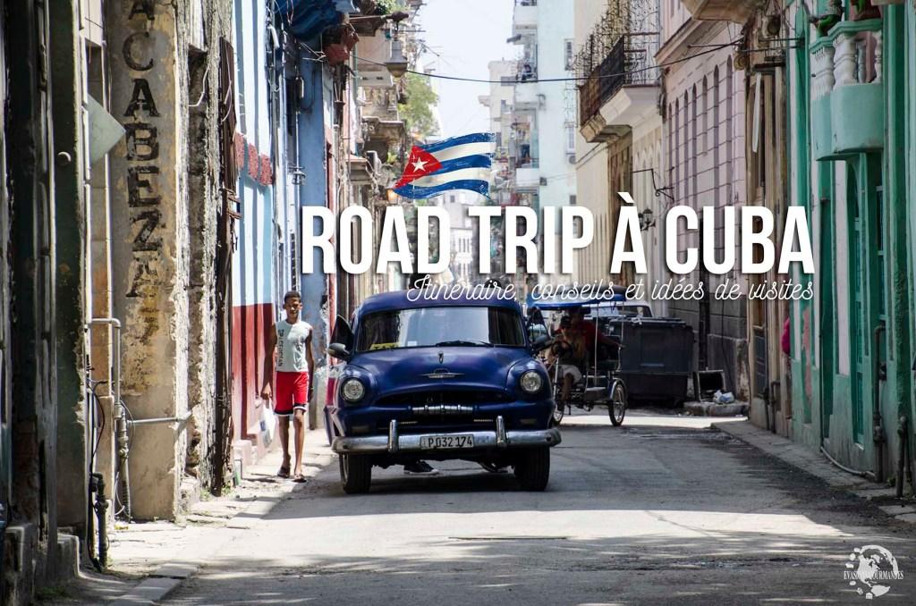 Road trip à Cuba