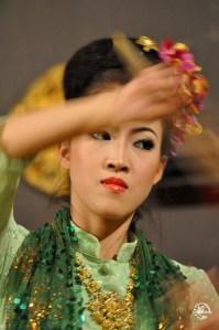 Danse Apsara Thaïlande