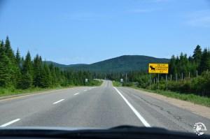 routes au Québec