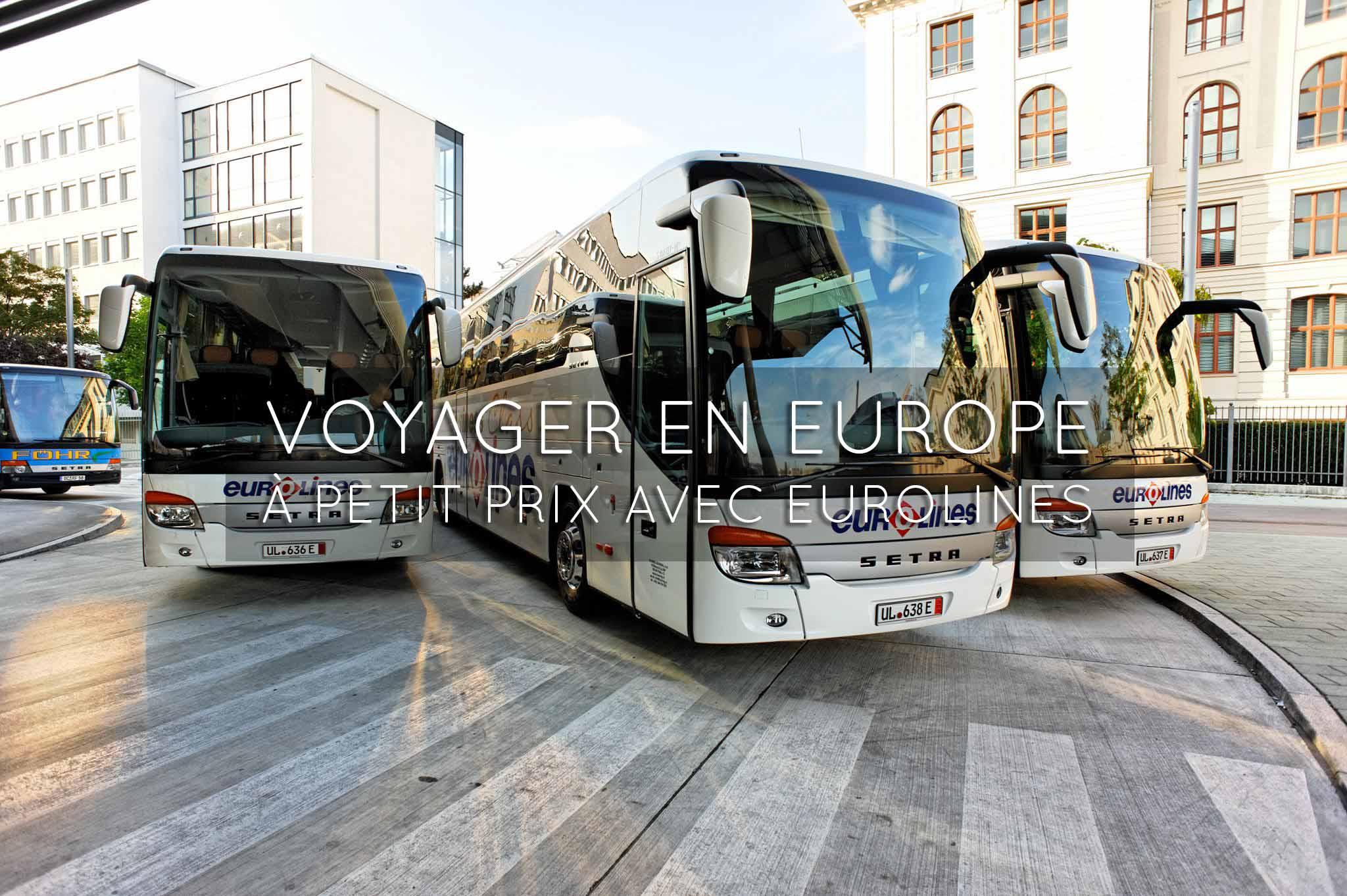 voyage bus europe