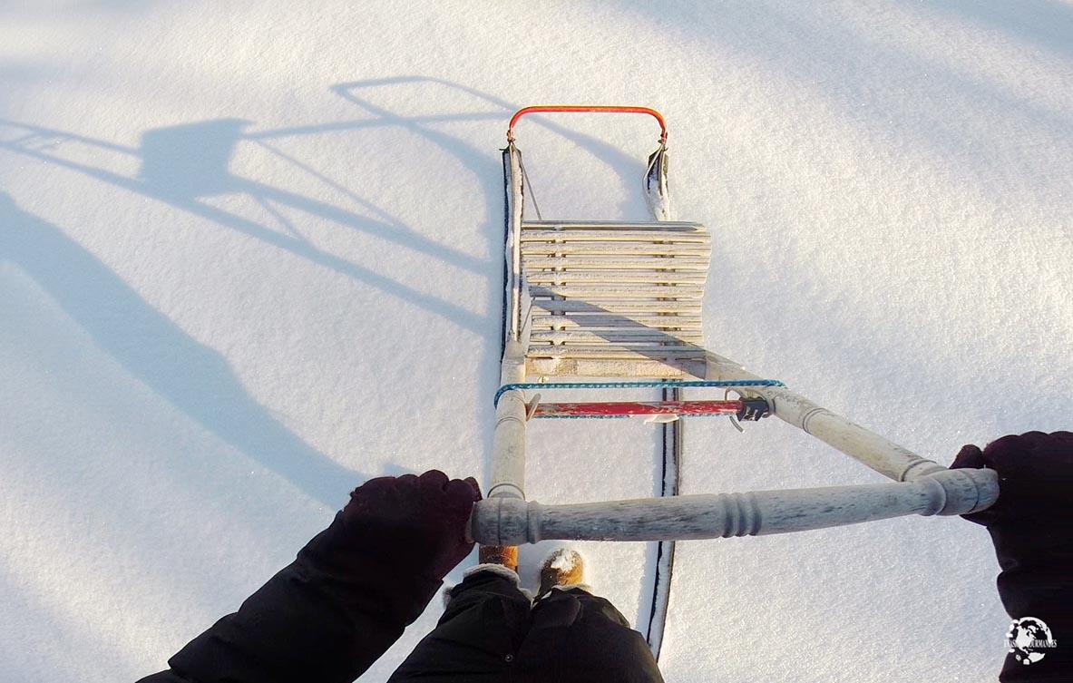 S'habiller en hiver en Laponie