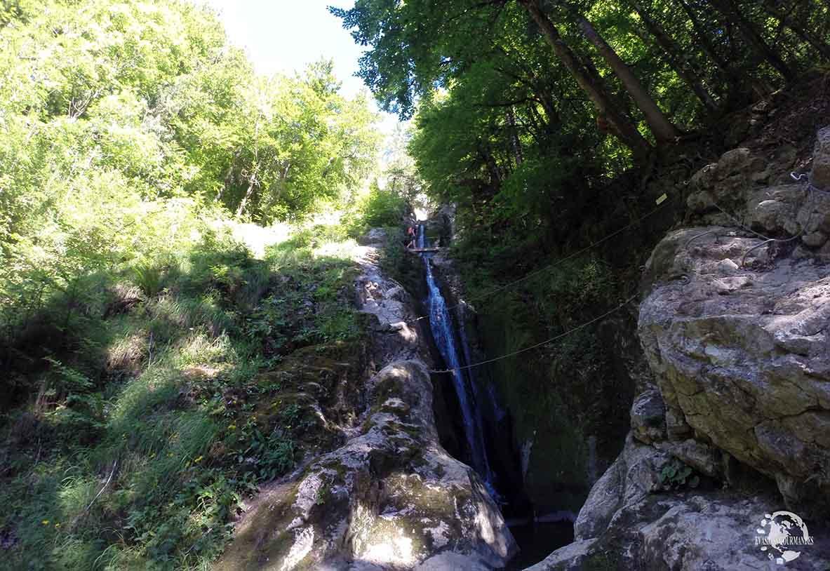 Cascade de Bellevaux