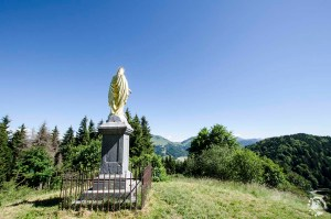 Vierge immaculée Habère-Poche