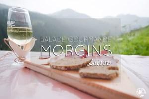 Balade gourmande de Morgins