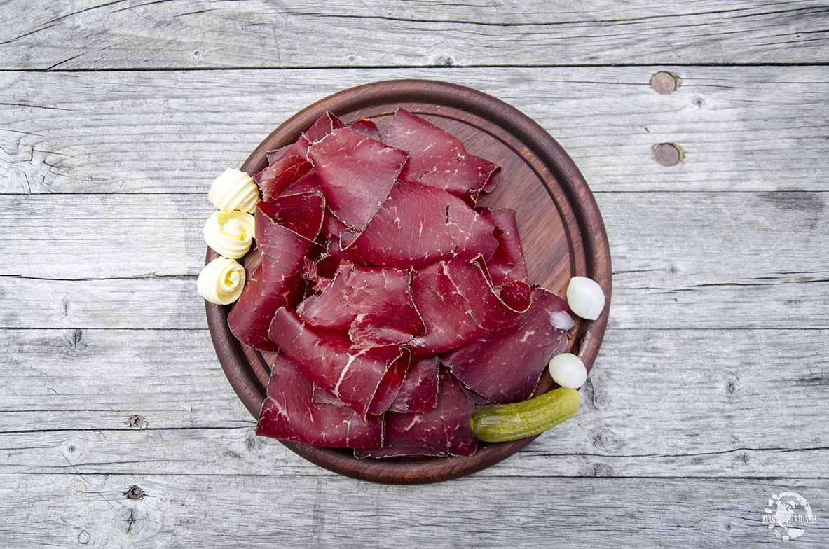 Viande séchée Suisse