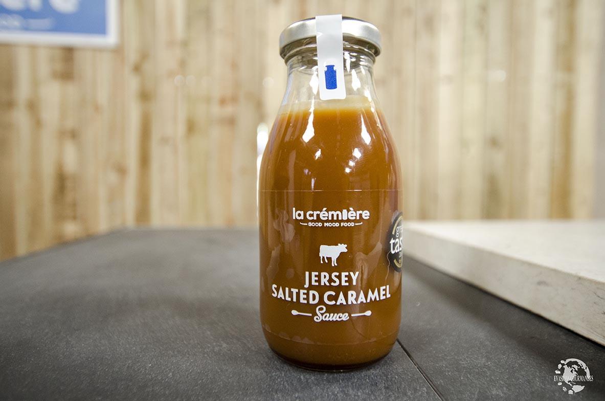 Caramel beurre salé Jersey