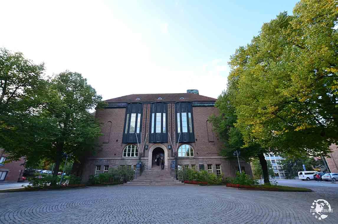Lahti City Hall
