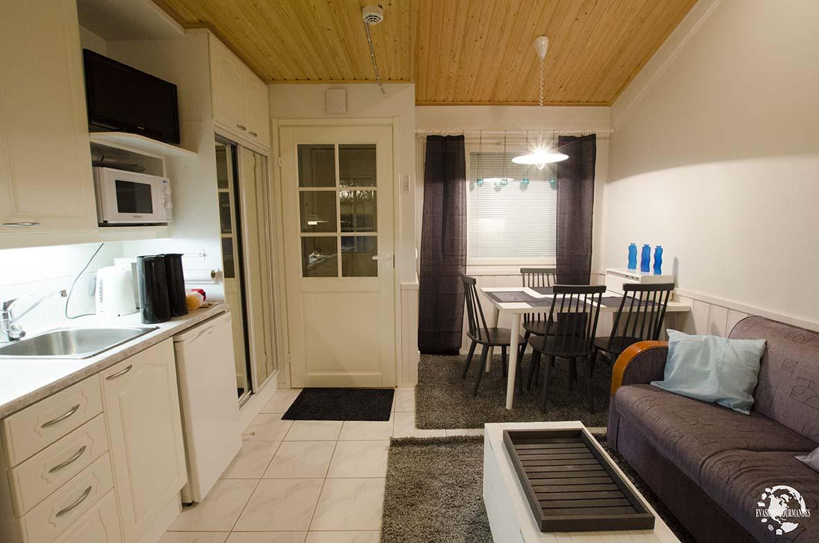 Appartement Levi