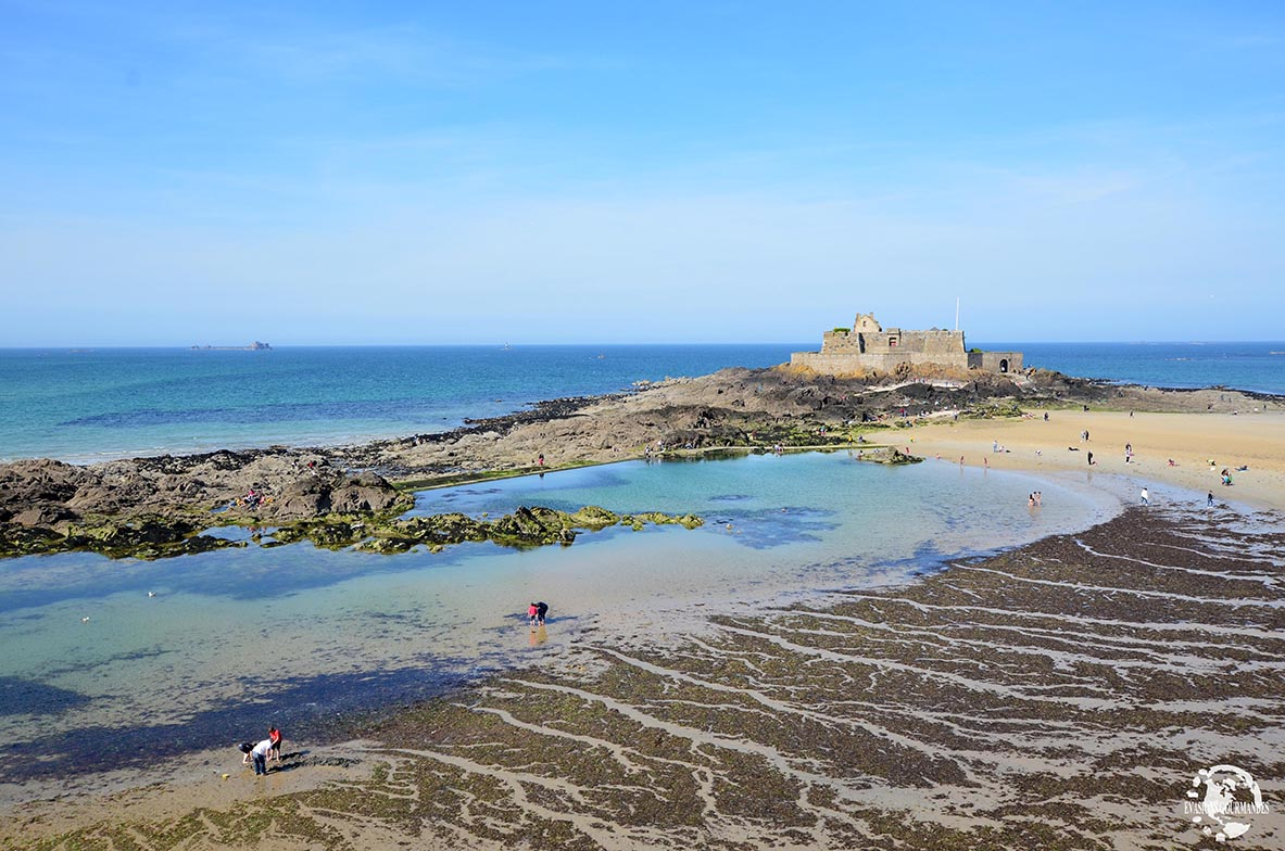 Fort National Saint-Malo