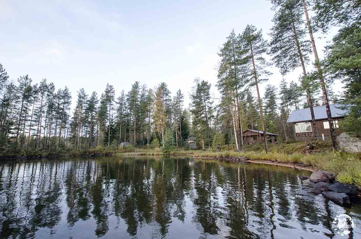 Mökki Jaala Finlande
