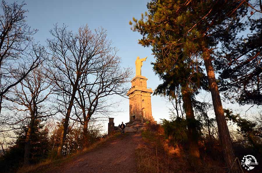 Statue du Galtz