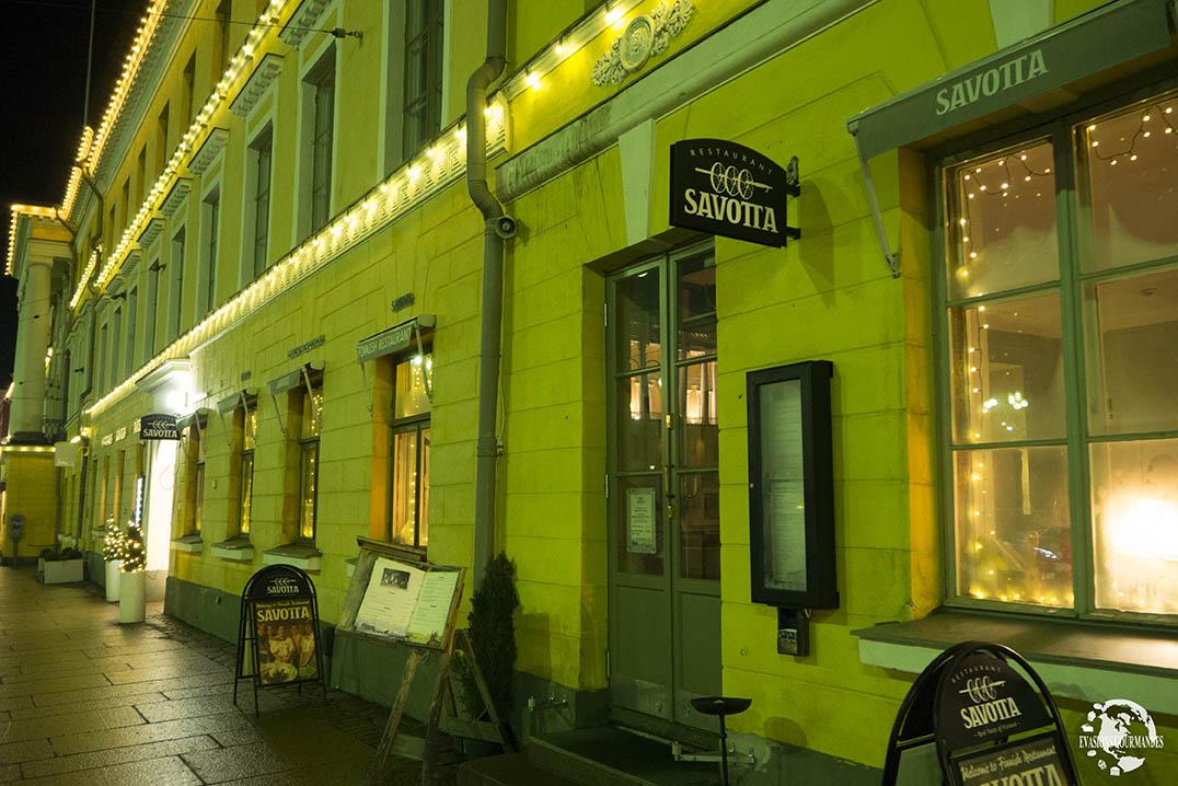 Restaurant Savotta