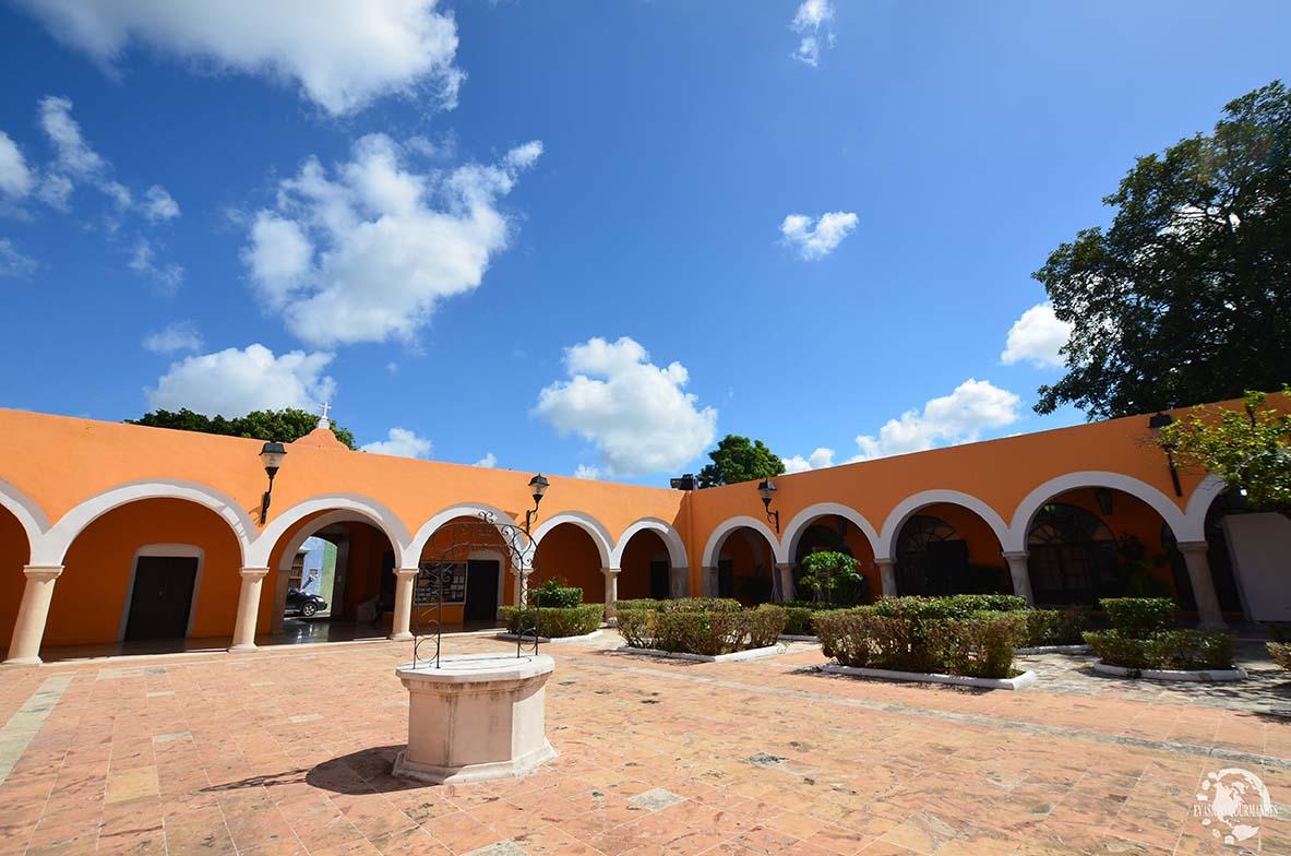 Rues colorées de Campeche