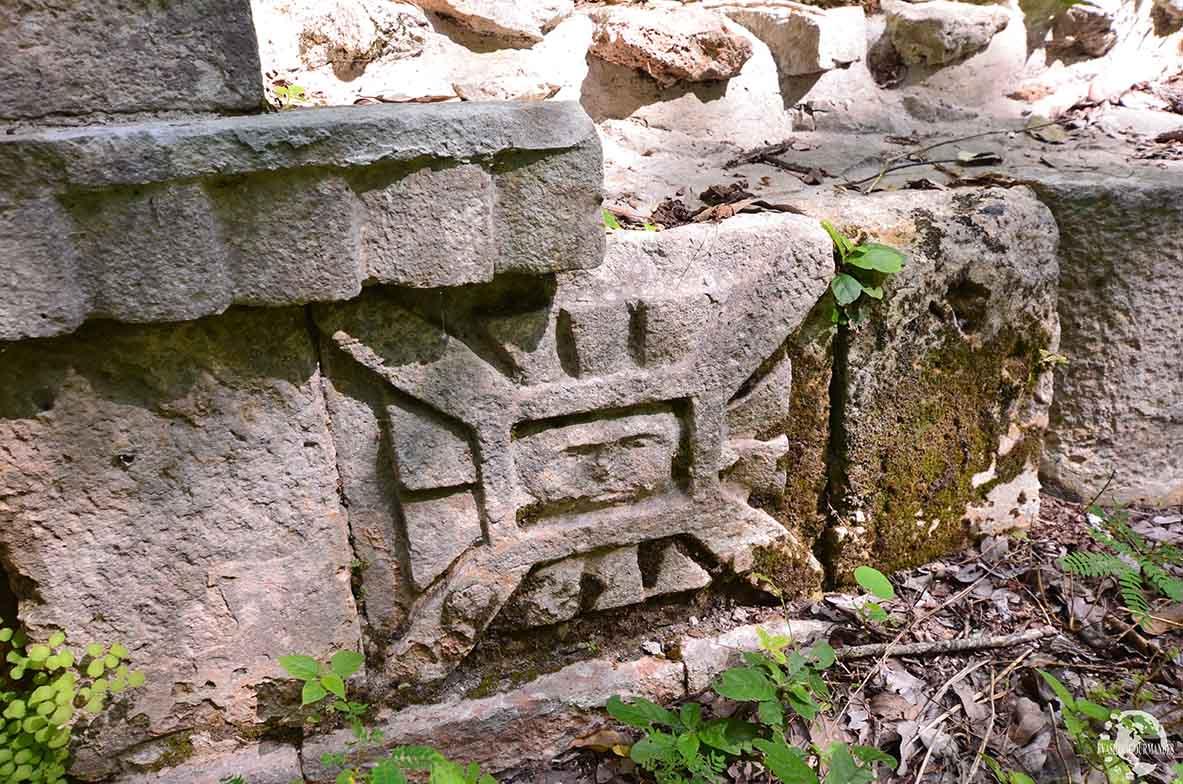 Ruines Yaxunah