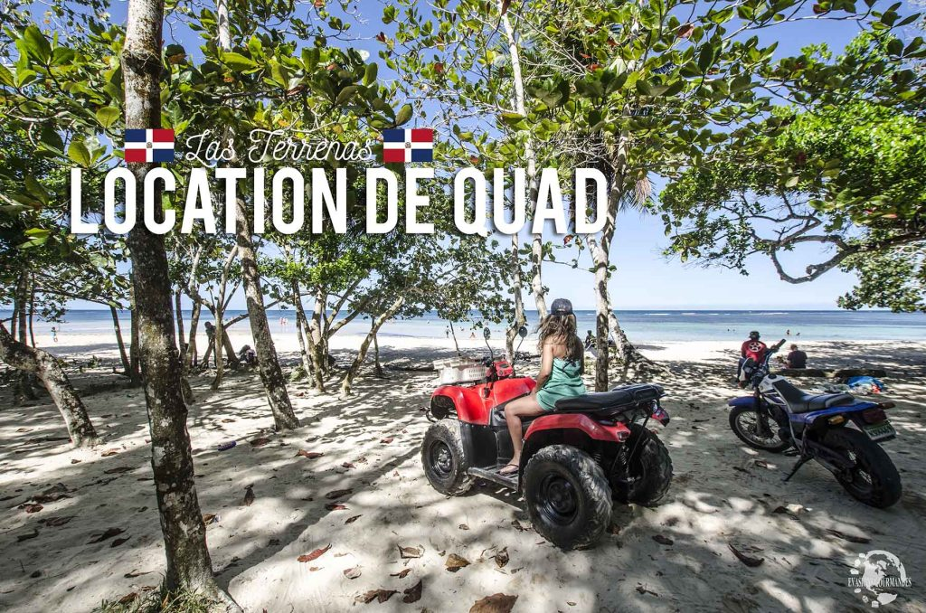 location quad Las Terrenas
