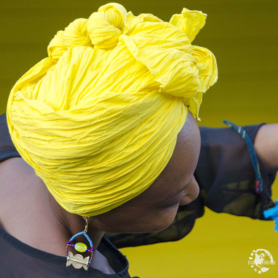 Emmanuelle Soundjata - Maré tèt