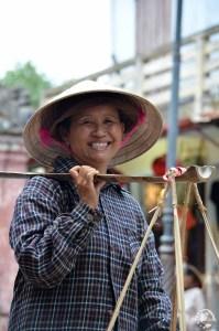 Vietnamienne à Hoi An