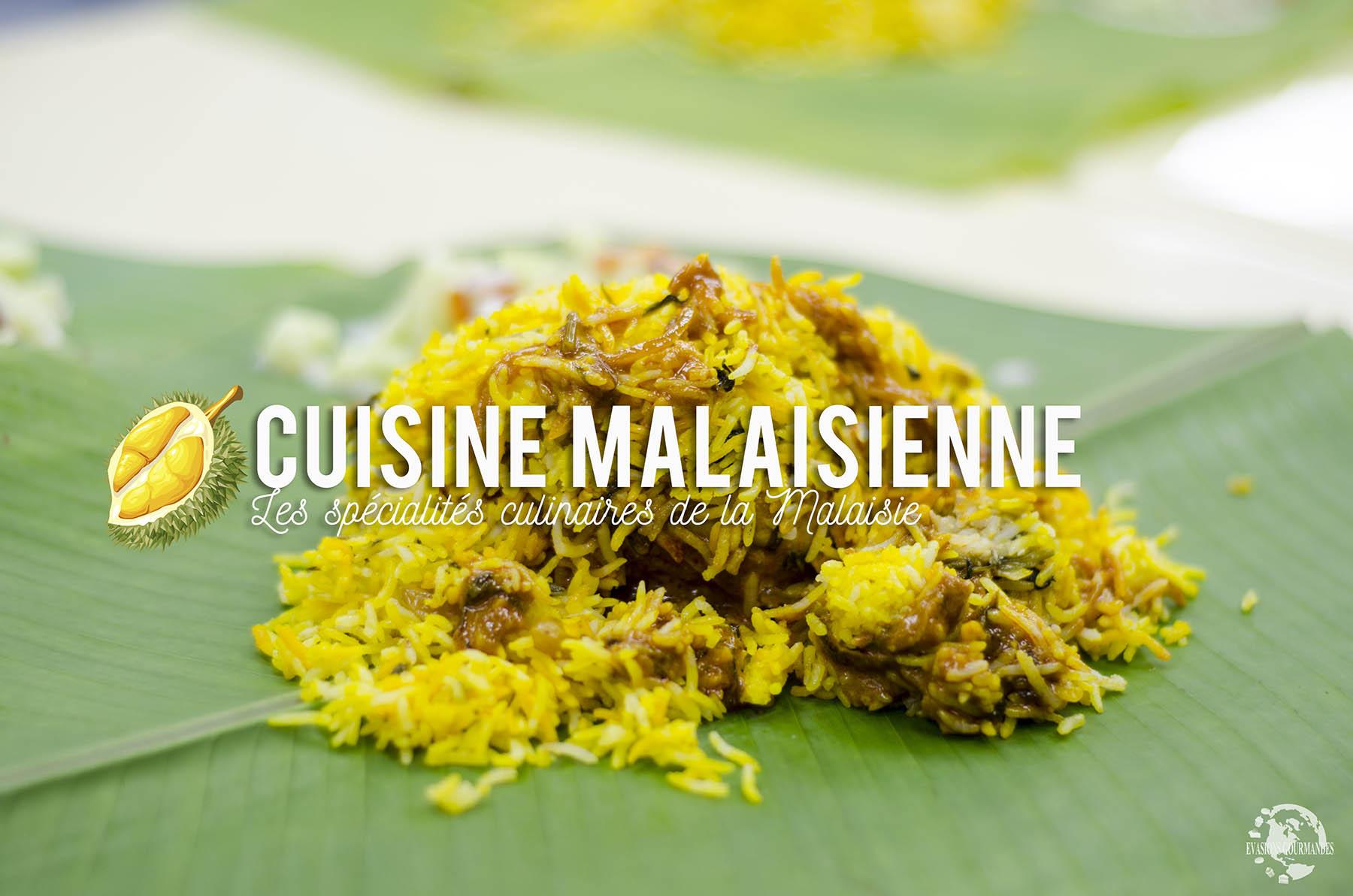Cuisine malaisienne