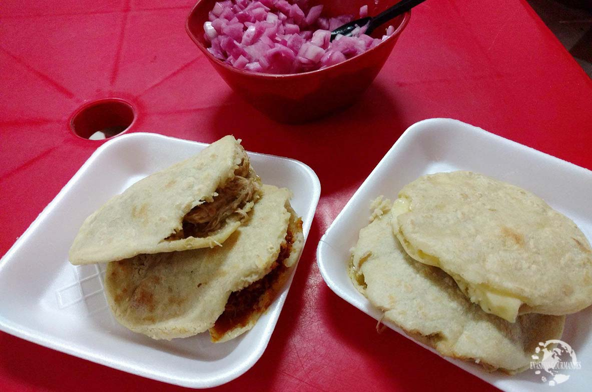 Gorditas Mexique